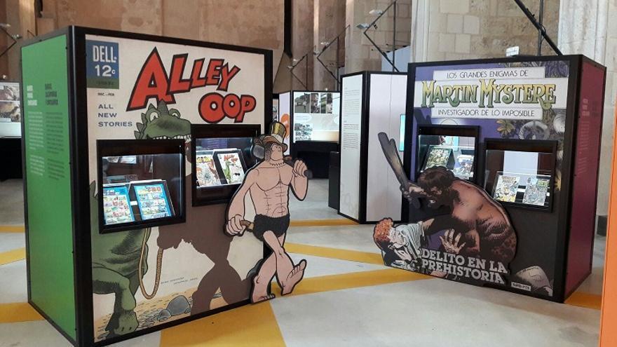 L'exposició es podrà veure fins novembre a l'ex Convent de Sant Doménec de Xàtiva