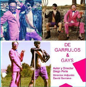 """""""De garrulos y gays"""""""