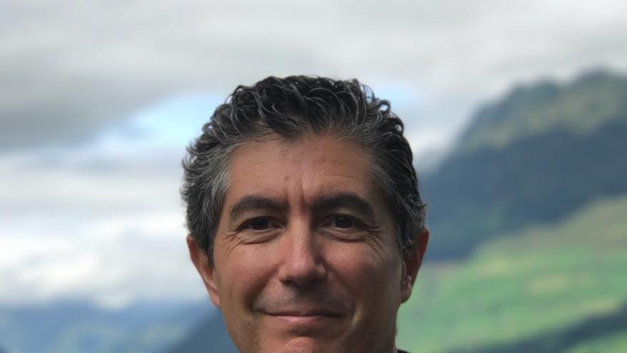 El economista Fernando Trías de Bes/Blanca Trías de Bes