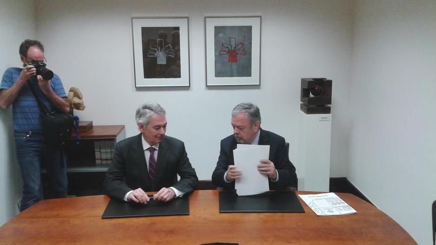 Gobierno vasco y PP firman un acuerdo que garantiza la aprobación de los Presupuestos con la abstención popular