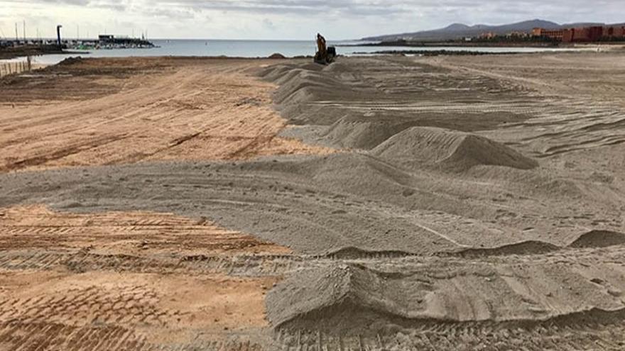 Playa de El Castillo