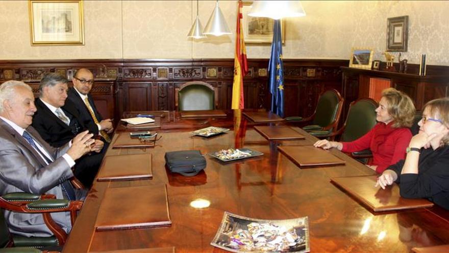 Ecuador quiere fortalecer cooperación con España contra lavado de dinero