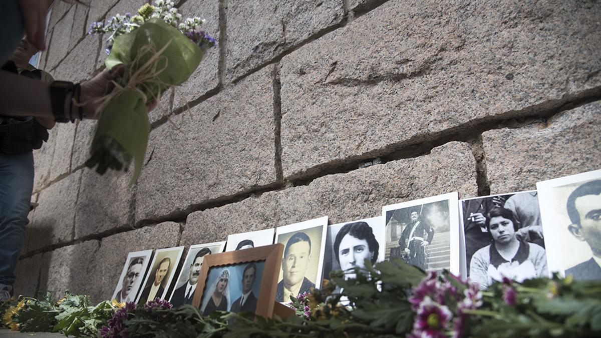 La Junta aprueba localizar y exhumar fosas en cinco municipios de Córdoba