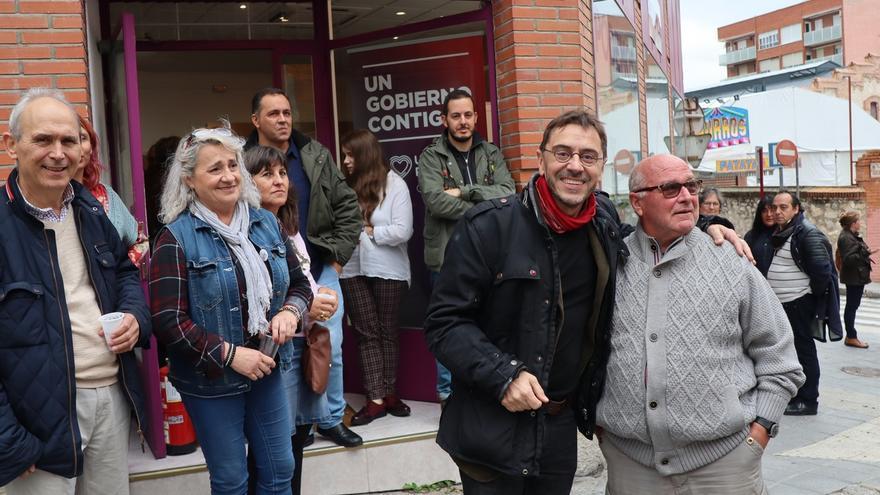 """Monedero descarta ser ministro en el Gobierno de PSOE y Unidas Podemos porque """"para mandar hay que saber obedecer"""""""