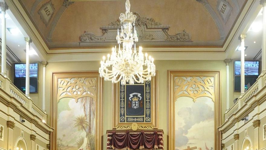 El Parlamento canario celebrará el día 4 un pleno extraordinario sobre las prospecciones