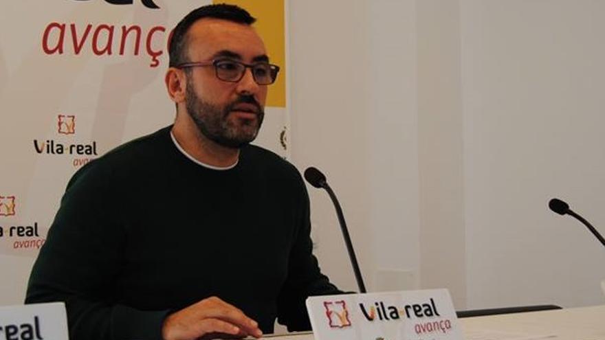 José Benlloch, alcalde de Vila-real