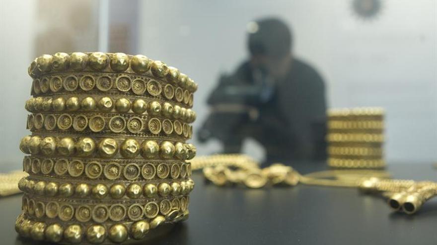 Un estudio sobre cerámica refuerza la tesis de que Tartessos fue cultura fenicia
