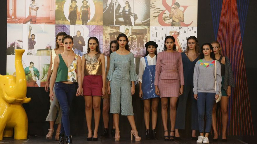 Cuarta edición de Fashion & Friends (Amigos y Moda) en LPGC. (Foto:Alejandro Ramos).