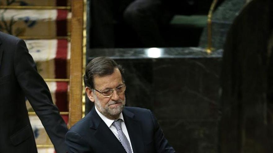"""Rajoy cree que la unanimidad del TC es síntoma de que """"algo pasa"""" en Cataluña"""