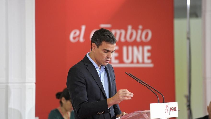 """Pedro Sánchez ve al PP """"agotado"""", """"dividido"""" y sin proyecto para España ante las elecciones generales"""