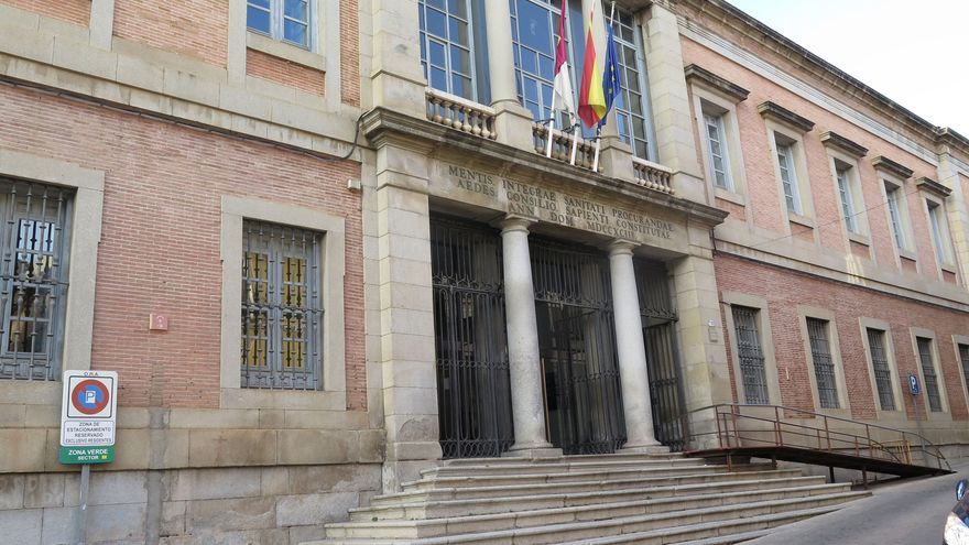Sede de la Consejería de Hacienda de Castilla-La Mancha