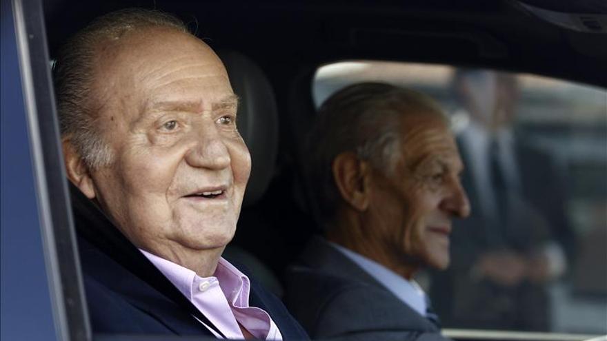 Don Juan Carlos será sometido a su segunda operación de cadera el día 21