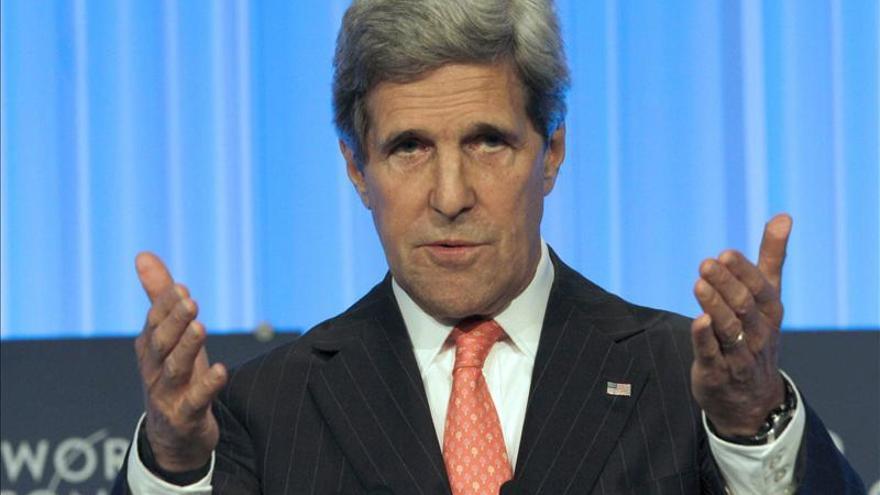 Kerry se juega su credibilidad en Oriente Medio