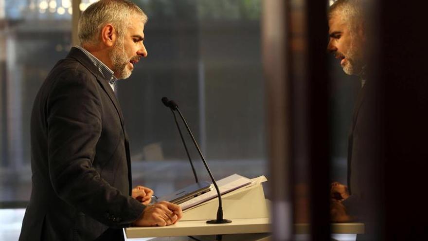 """El TC anula las ponencias conjuntas de las """"leyes de desconexión"""""""
