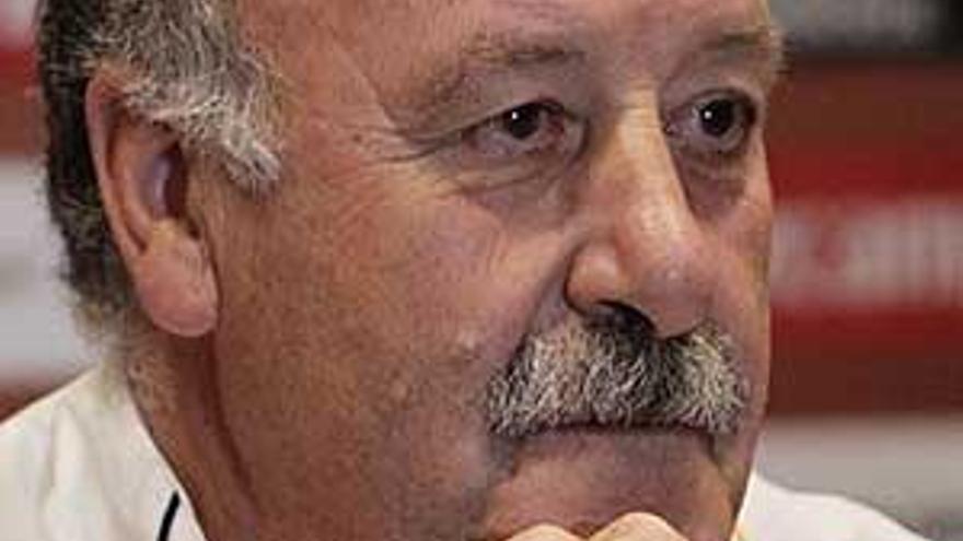 Vicente del Bosque.