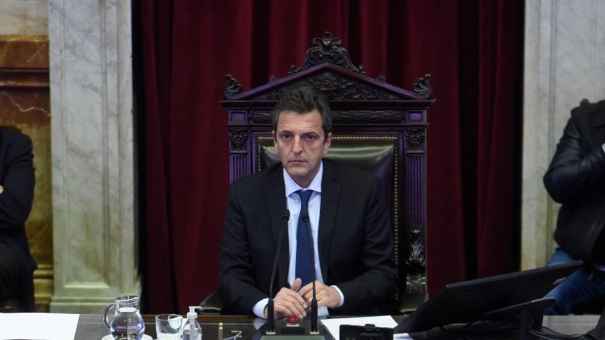 Sergio Massa es el autor del proyecto, que busca beneficiar a 1,2 millones de trabajadores y jubilados