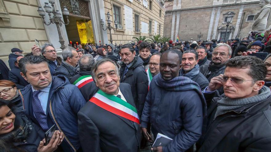 Alcalde de Palermo: La Historia juzgará a Europa por dejar morir a migrantes