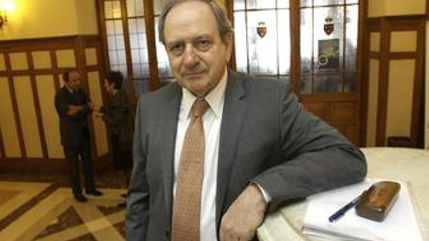 El subgobernador del Banco de España, Javier Ariztegui.