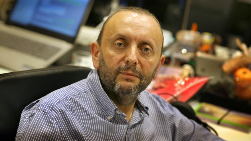 El periodista Francesc Arabí.