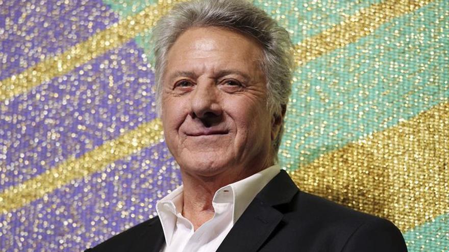 """Dustin Hoffman: """"Los actores deberían felicitarse más unos a otros"""""""
