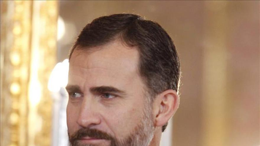 Los Príncipes promoverán la Marca España en Fitur en el 45 cumpleaños de Don Felipe
