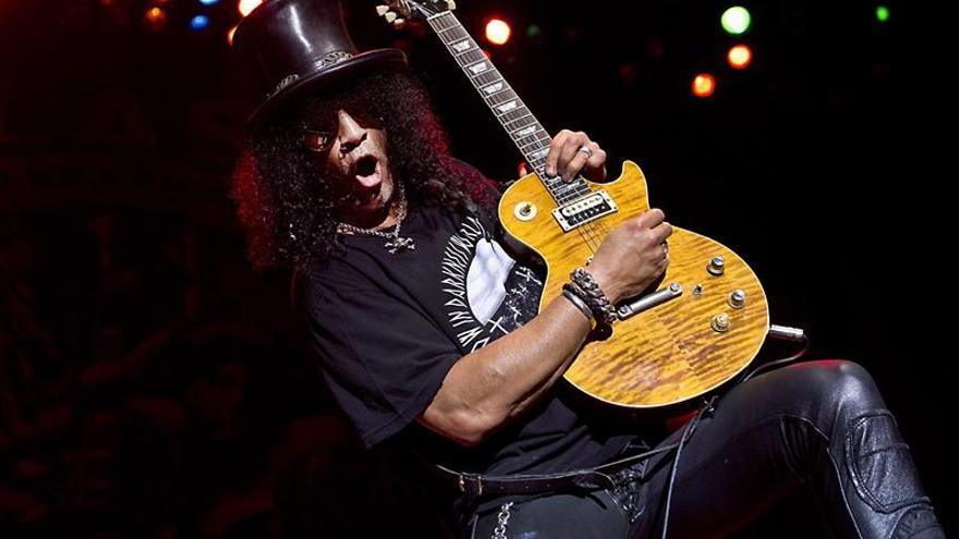 Guns N' Roses vuelve a rugir con Axl Rose y Slash