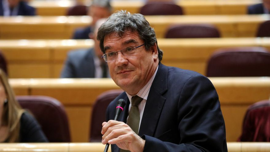 """Escrivá asegura que va a eliminar la incertidumbre y transmitir que el sistema de pensiones es """"sostenible"""""""