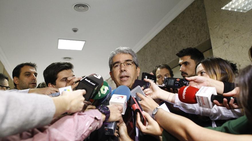 Homs quiere medir mañana en el Congreso la disposición al diálogo del Gobierno en el tema catalán