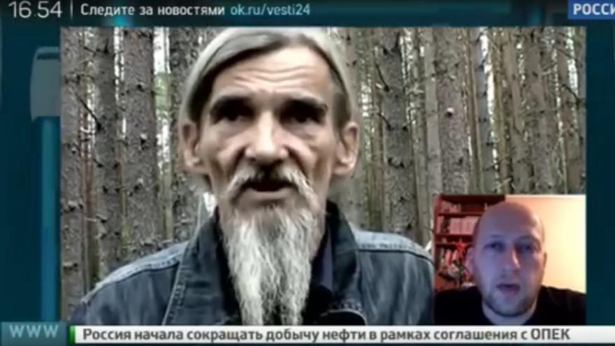 Los medios de comunicación han hecho públicos informes que retratan a Dmitriyev como un pedófilo