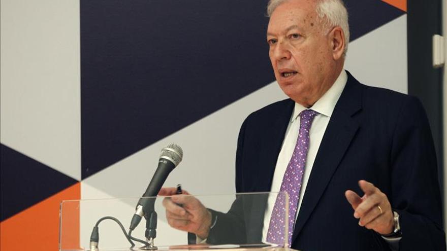 Margallo dice que España mantendrá contactos continuos y permanentes con EEUU