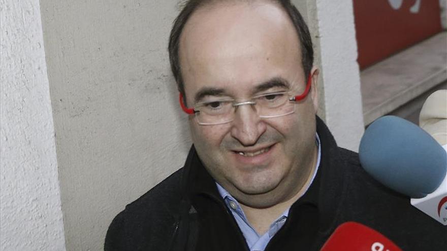 """Iceta niega """"luchas intestinas"""" en el PSOE y que Sánchez esté cuestionado"""