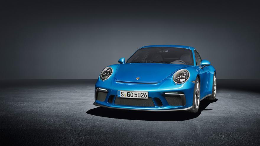 El Porsche 911 GT3 Paquete Touring.