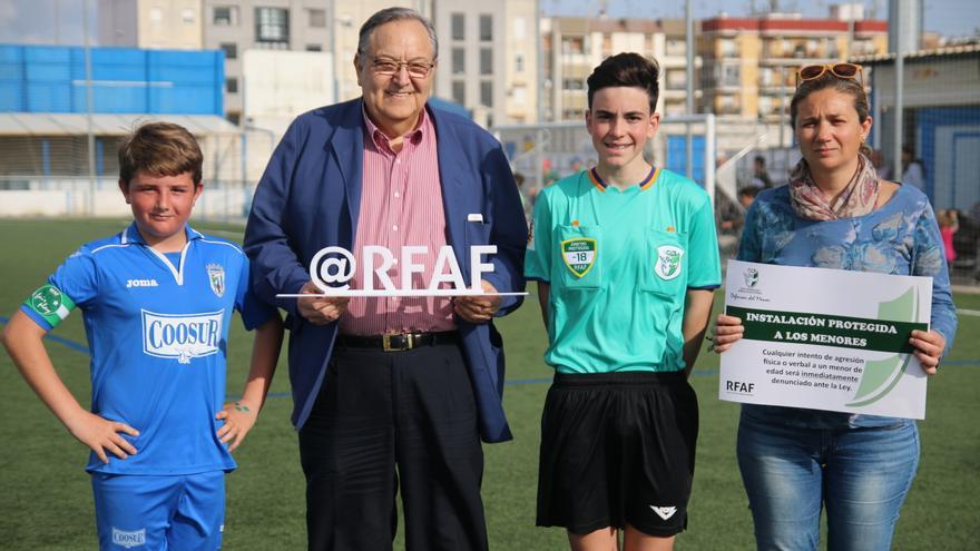 La FAF crea una figura pionera dentro del fútbol europeo, el Defensor del Menor
