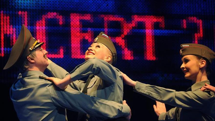 Conjunto de canto y danza del Ejército ruso actuará por primera vez en Cuba