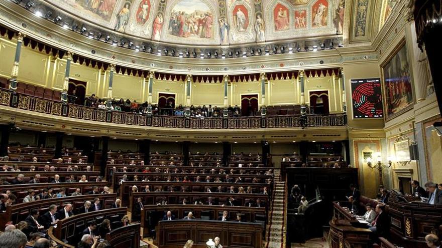 El Congreso votará la próxima semana si apoya al Gobierno central en Cataluña