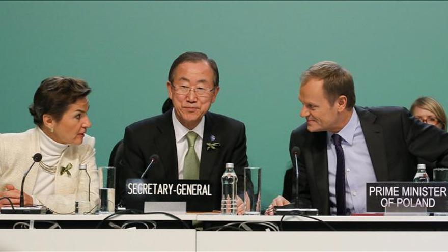 Comienza la fase final de la cumbre de Naciones Unidas sobre el clima