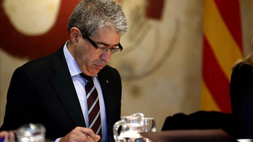 """El Govern elabora un """"libro negro de la recentralización"""" en España"""