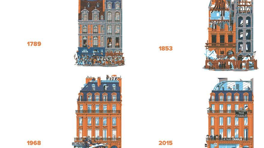'750 years in Paris' de Vincent Mahé