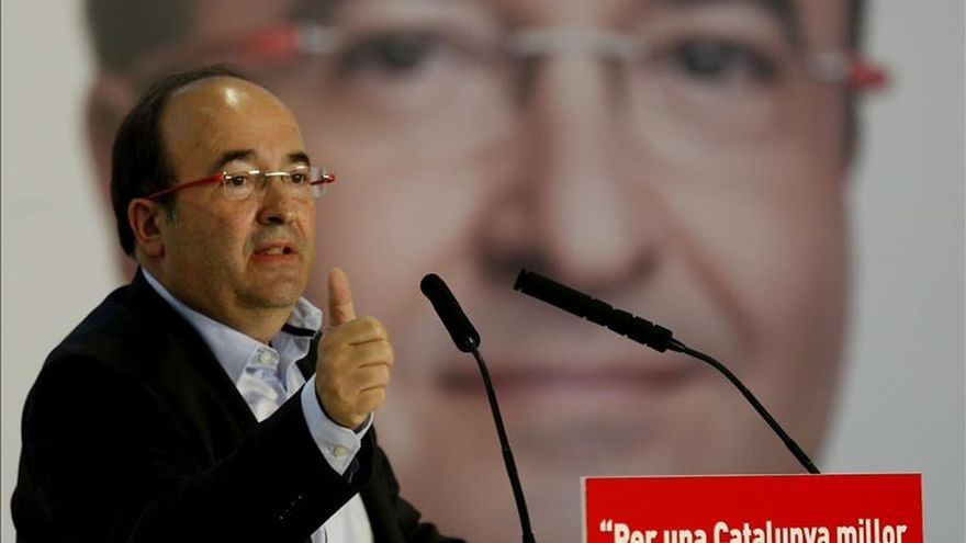"""Iceta: """"Algunos no quieren gobiernos de concentración, sino de confrontación"""""""