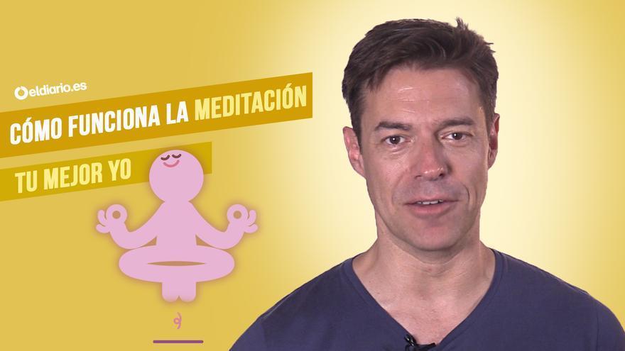 Cómo funciona la meditación