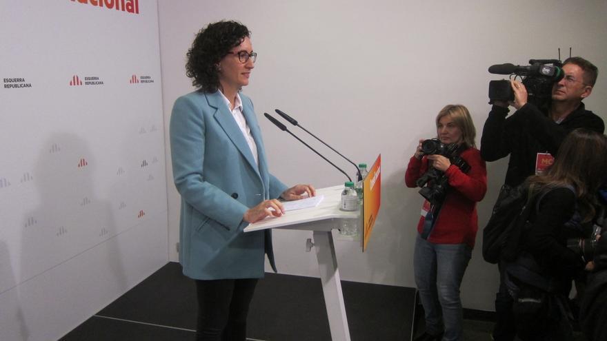 """ERC rechaza la lista unitaria pero garantiza """"cooperación"""" con otras listas soberanistas"""