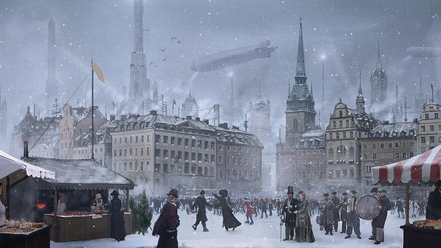 Estocolmo The Order 1886
