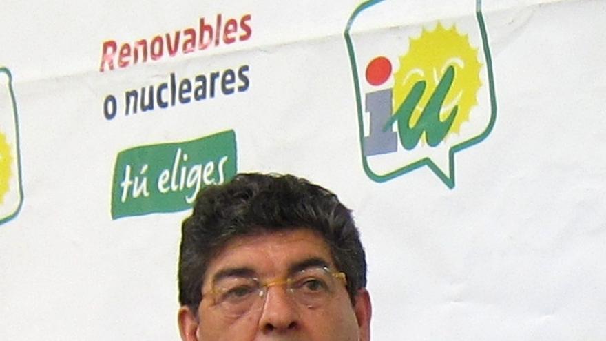 """Valderas considera que los PGE """"pisotean"""" el Estatuto de Autonomía de Andalucía y """"atacan"""" a los trabajadores"""