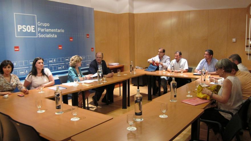 PSOE, IU y sindicatos instan al Gobierno a buscar una solución que evite el cierre de la central de Elcogas