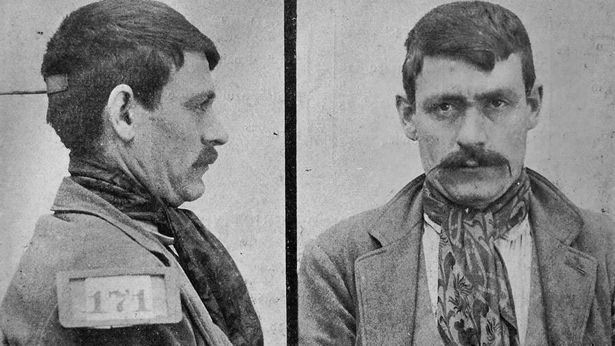 Celestino Sáinz Merino, alias El Abuelo - Delincuentes habituales contra la propiedad (1890)