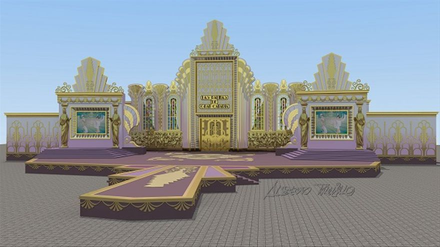 Las puertas del salón de baile de 'El gran Gatsby' se abrirán para recibir a los protagonistas del Carnaval de Los locos años 20