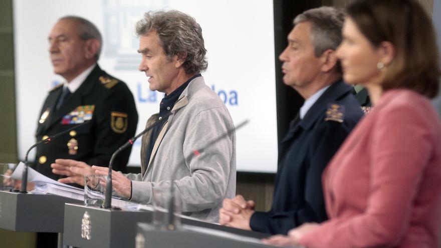 Moncloa mantiene su formato de ruedas de prensa y alega que no hay alternativa de consenso