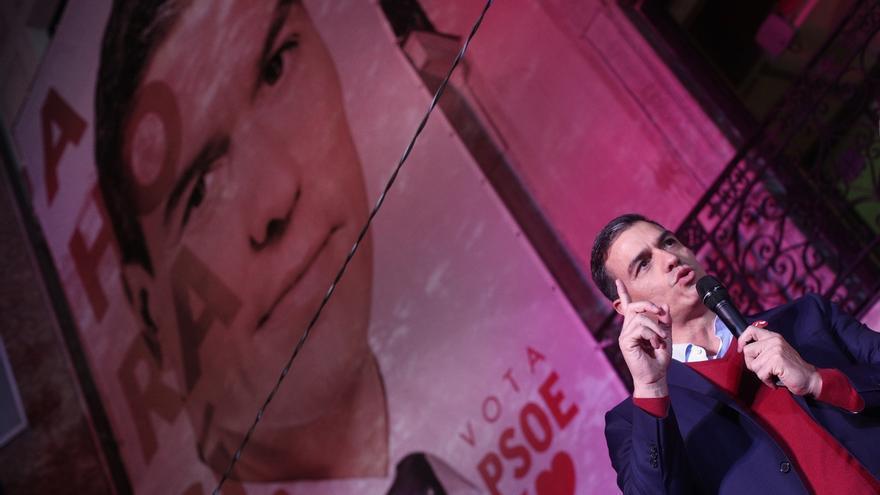 """Sánchez ofrecerá """"generosidad y responsabilidad"""" para intentar un Gobierno progresista"""