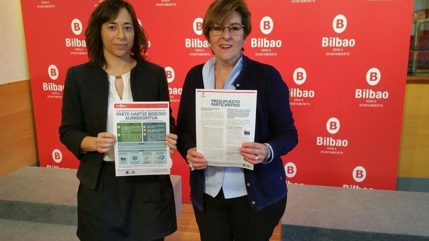 Ayuntamiento de Bilbao abre este jueves el plazo de presentación de propuestas para el presupuesto participativo de 2018