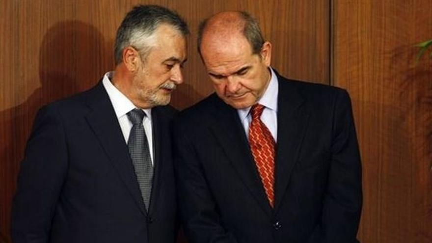Luena asegura que Chaves y Griñán tendrán que dejar sus escaños si el Supremo les imputa un delito